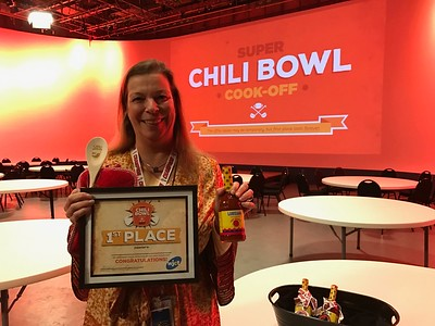 WJCT Super Chili Bowl Cook-off 2017