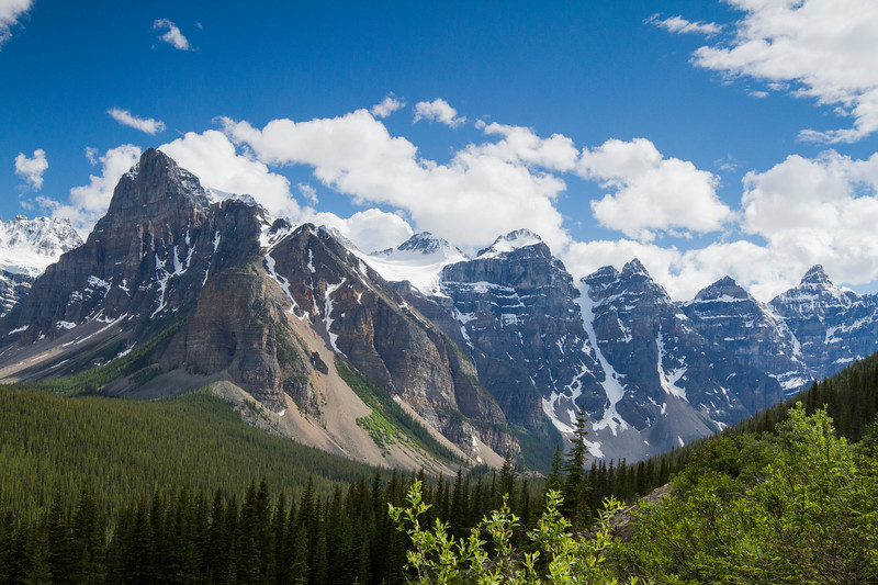 Valley of the Ten Peaks - Banff National Park