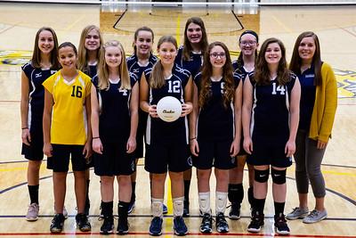 Academy Volleyball TEAM 2019