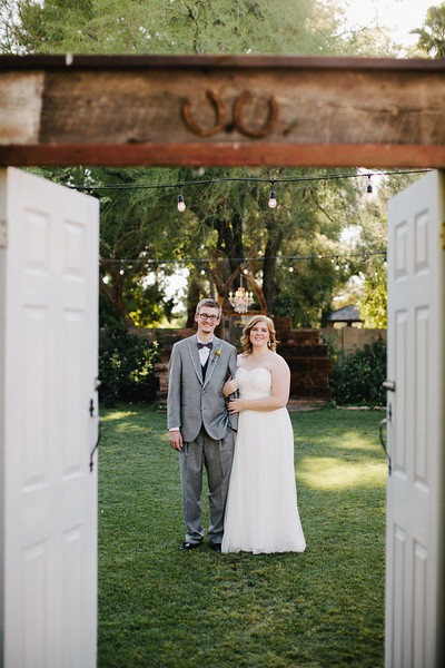 Sawyer + Sarah | A Wedding Story