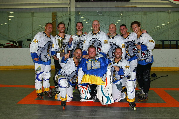 Ice Dogs:  Championship Game - 08/28/17 (Skate Zone)