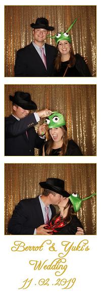 Berrot & Yuki's Wedding