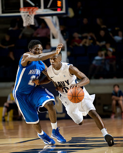 Naval Academy vs Marymount Basketball