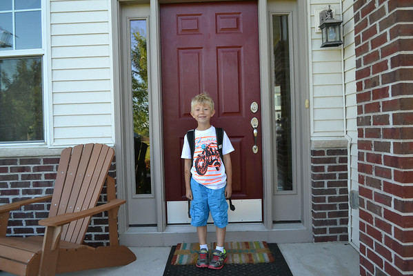 2014.09.02 First Day of School