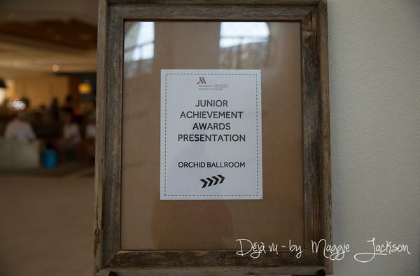 Junior Achievement Awards 2016