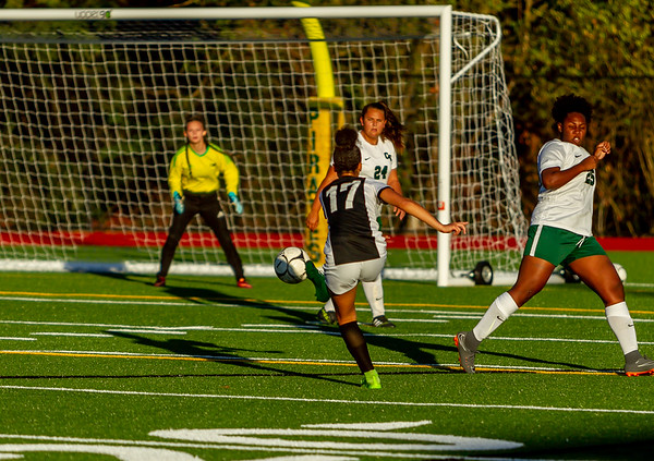 Set two: Girls Varsity Soccer v Charles Wright 09/17/2018