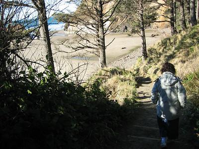 Oregon Coast Feb. 10-13 2006