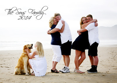 The Sons Family 2014