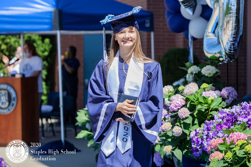 Dylan Goodman Photography - Staples High School Graduation 2020-154.jpg