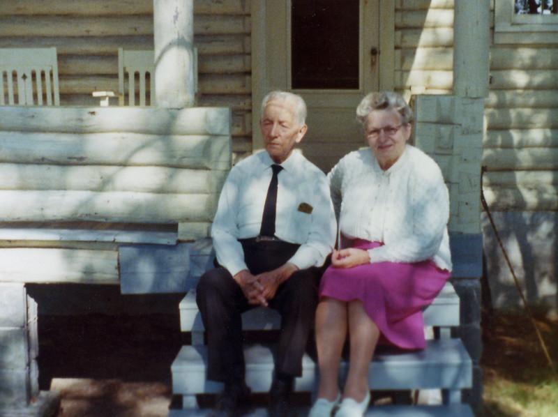 Grandpa and Grandma Kaarto