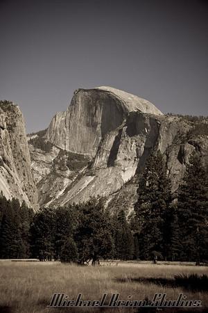 Yosemite - Half Dome