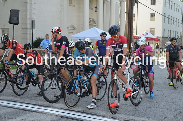 2018 Hapeville Crit Men 4/5
