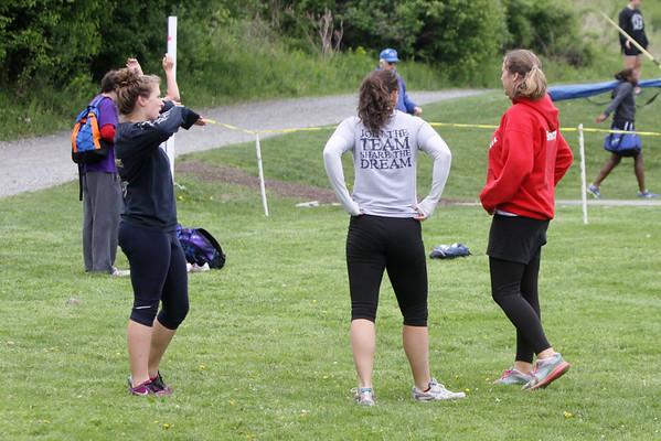 OCIAA Throwing Pentathlon and Hammer Championships
