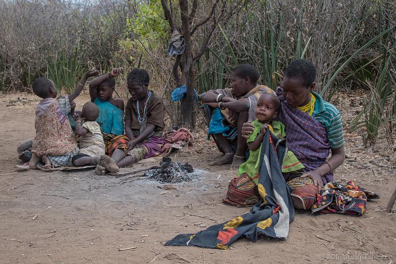 Tanzania Hadzabe Tribe Chief-3036.jpg