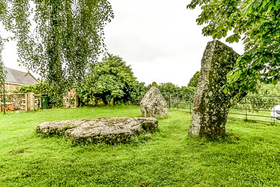 Megalithic Sites In Avon & Somerset