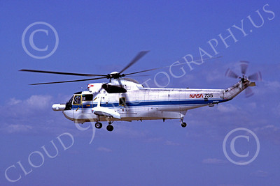 NASA Sikorsky H-3 Helicopter Pictures