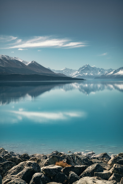 Setting for Wishes || Lake Pukaki