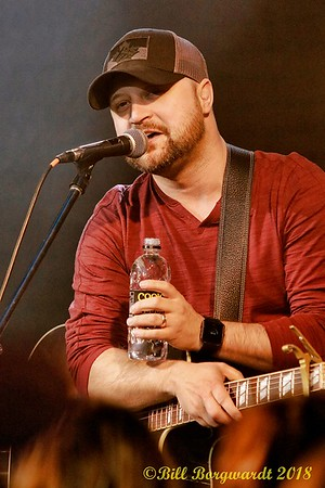 February 22, 2018 - Aaron Goodvin at Cook County Saloon