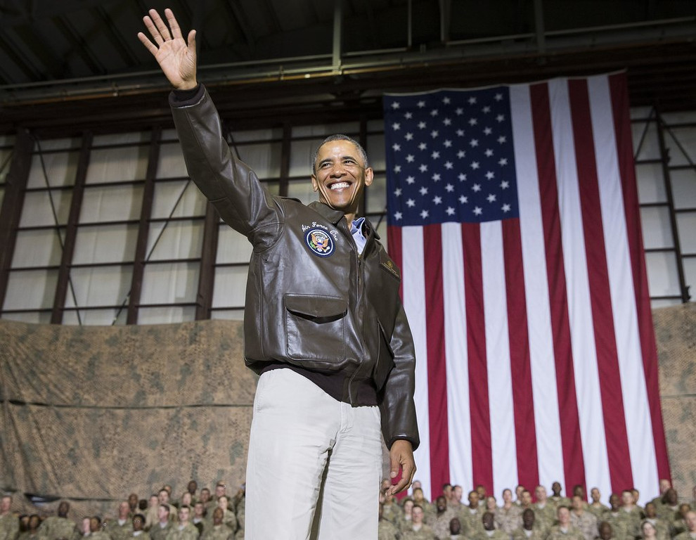 """. 3. BARACK OBAMA <p>Opts to spend Memorial Day as far away from a VA hospital as humanly possible. (unranked) <p><b><a href=\'http://www.twincities.com/nation/ci_25835051/obama-signals-u-s-keep-limited-afghanistan-role\' target=\""""_blank\""""> LINK </a></b> <p>    (AP Photo/ Evan Vucci)"""