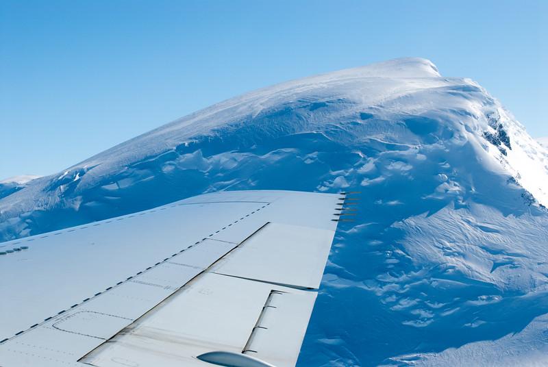 Mt. Murphy flyby