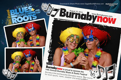 Burnaby Now - Burnaby Blues & Roots Festival