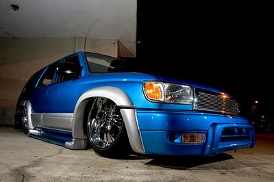 SPL(soundstream) Toyota