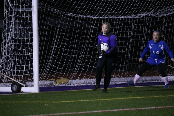 Wahconah girls soccer vs. Monson Western Mass semifinal - 110818