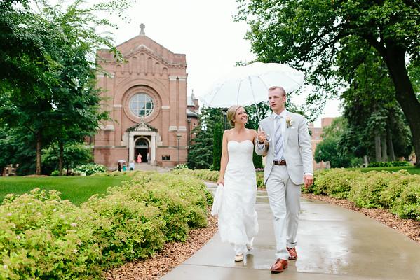Christine and Matt's Wedding