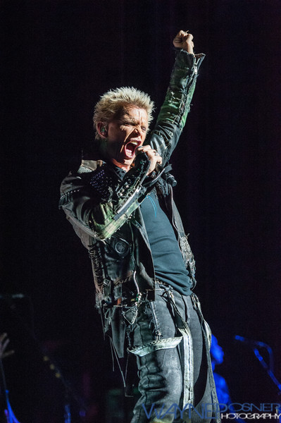Billy Idol at The Pearl