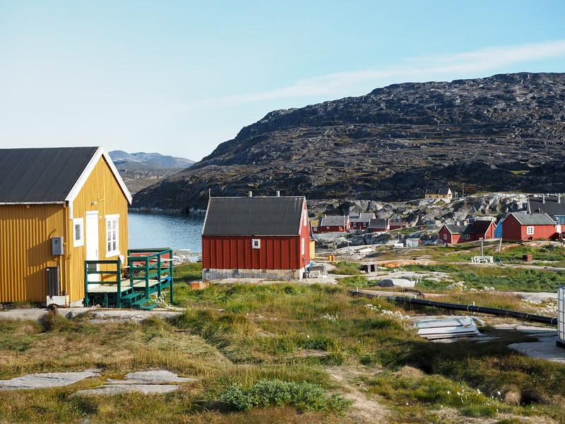 In Oqaatsut, Greenland