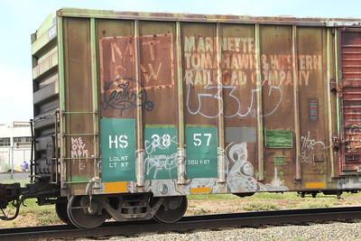 FMC Boxcars