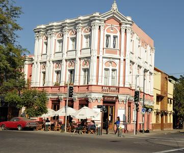 Chile Barrio Brasil
