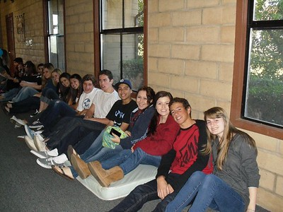 2011-0122 High School Jr-Sr Retreat