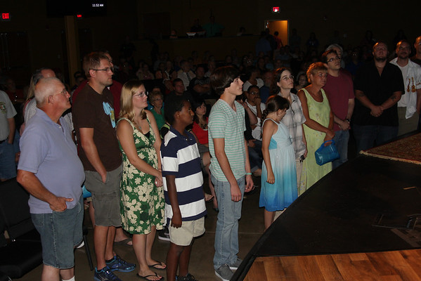 Baptism Galesburg 11am Aug 25, 2013
