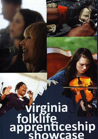 2010 09-12 Virginia Folklife Apprenticeship Showcase