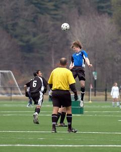 Nashoba United Team Soccer (NUTS) 2008