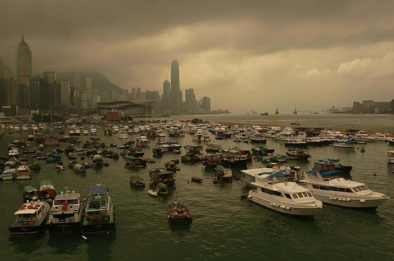 Victoria Harbour, 2007