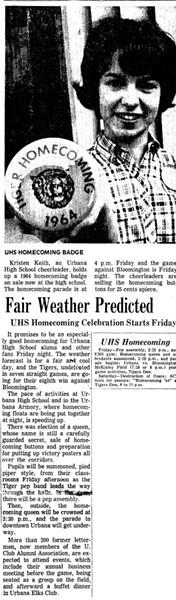 UHS Homecoming