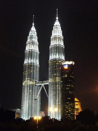 Kuala Lumpur, Malaysia - November 2008