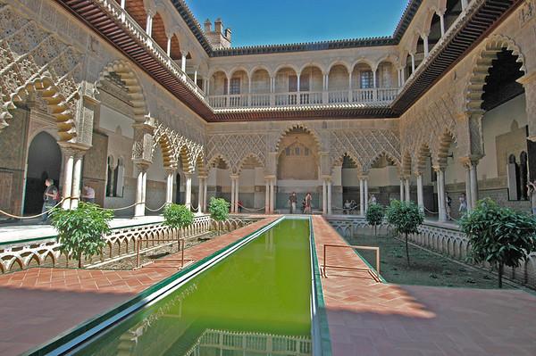Sevilla - Alcazar Palace
