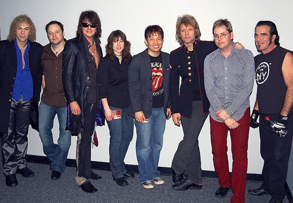 IKE opens for Bon Jovi
