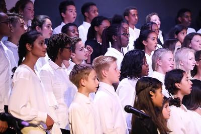 MS Choir Concert