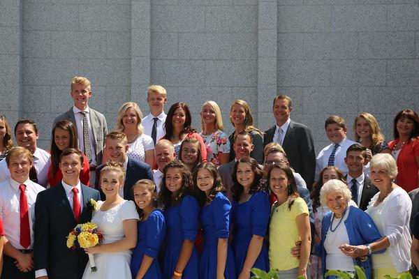 Meine Wedding - Caldwell LDS Stake Center