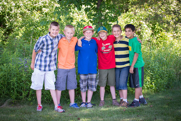Duanesburg 5th Grade Picnic June 23, 2014