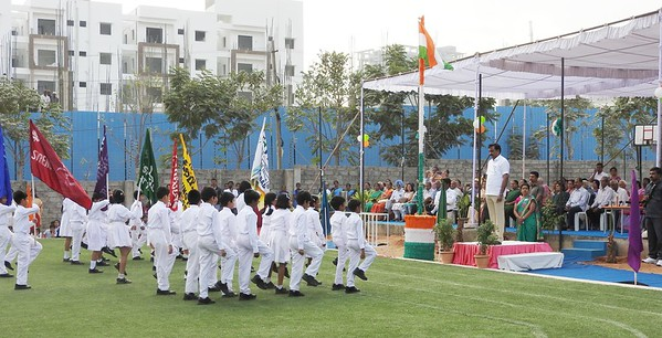 Republic Day Gachibowli