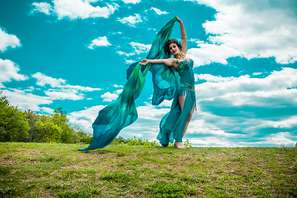 Almitra Gibran | Bellydance