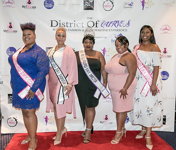 2018 - District Of Curves: DC Full Figured Fashion Showcase