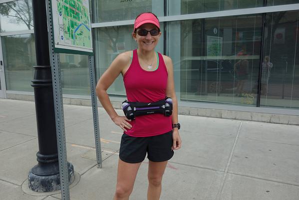 Ithaca Half Marathon 2015