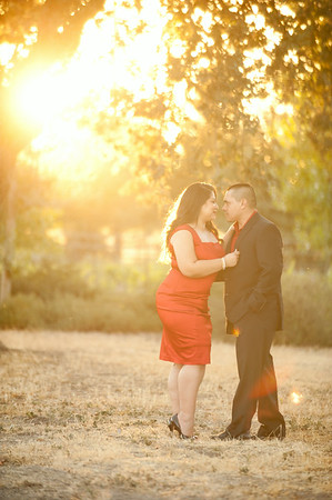 Santa Ynez Wineries - Engagement Session at Winery