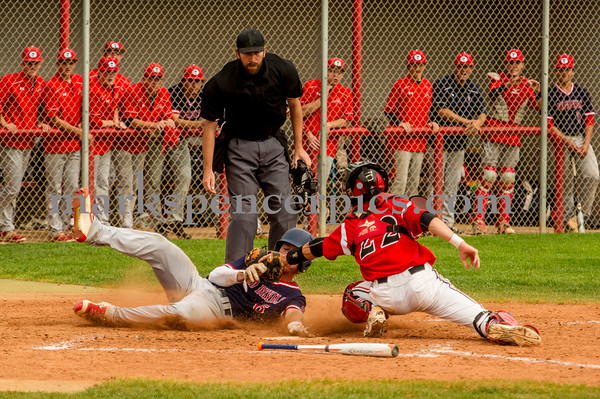 Baseball SHS vs SFHS 5-6-2016